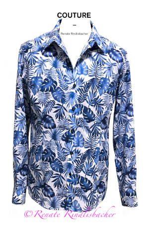 Trendiges Design hergestellts Hemd von Couture Schneiderin
